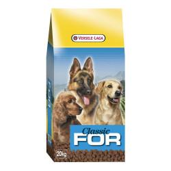 Aliment chien éco Classic For 20kg+3gratuits
