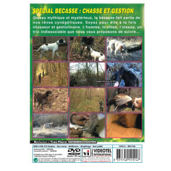 DVD : Special becasse, chasse et gestion