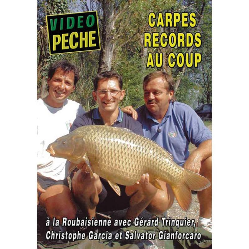 DVD : Carpes, record au coup