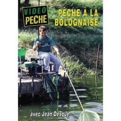 DVD : Pêche à la bolognaise avec Jean Desque
