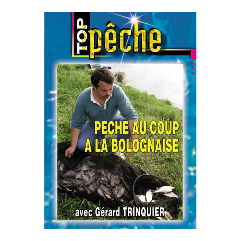 DVD : Pêche au coup à la bolognaise