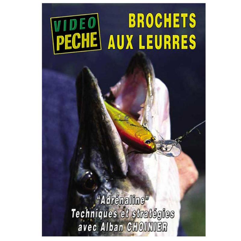 DVD : Brochets aux leurres : Adrénaline