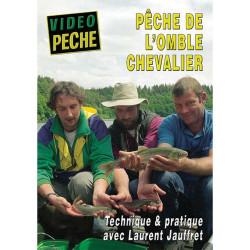 DVD : Pêche de l'omble chevalier