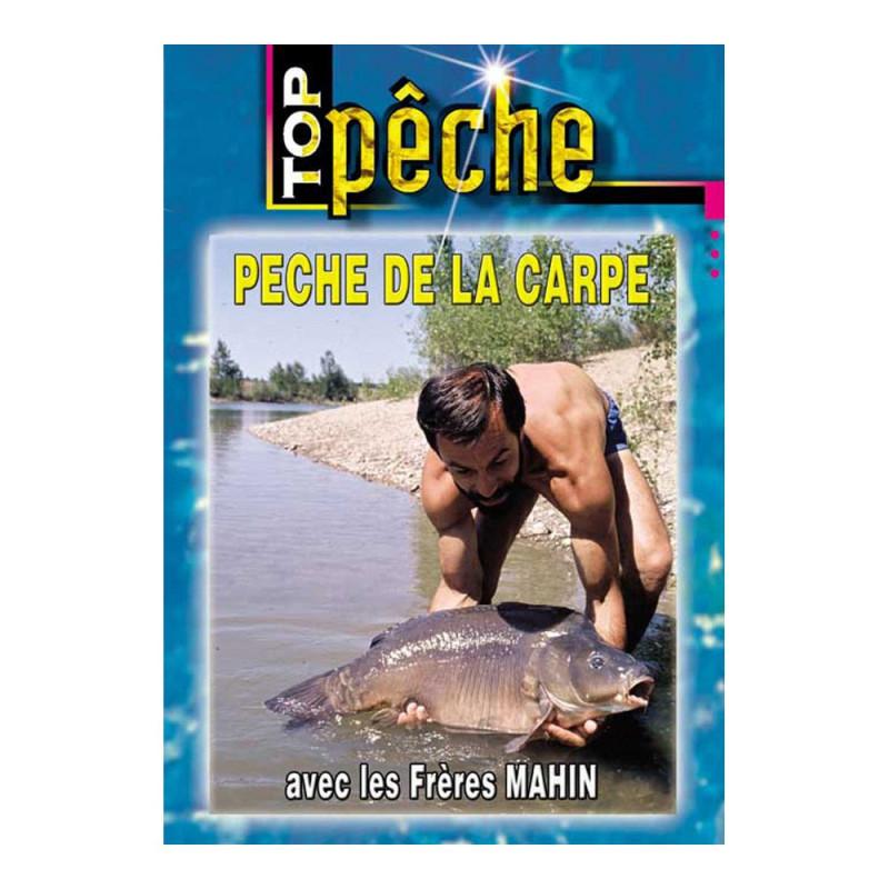 DVD : Pêche de la carpe avec les frères Mahin