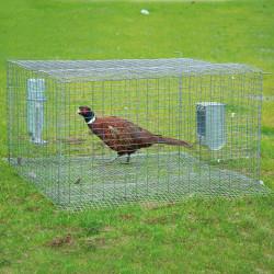 Cage de pré-lâcher