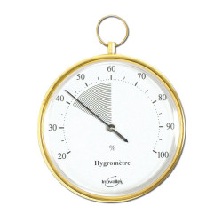 Hygromètre bi-métal
