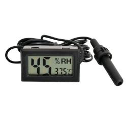 Thermomètre/hygromètre à sonde déportée