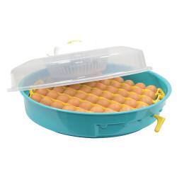 Couveuse semi-automatique 50 œufs poules (Puisor IO-203)
